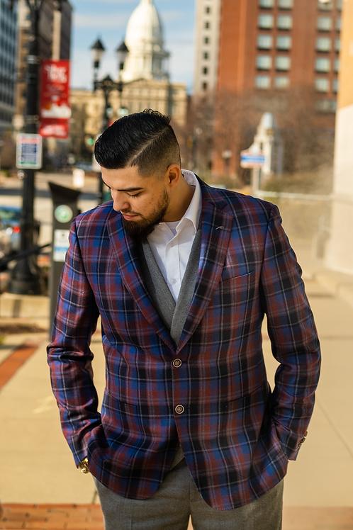 Trevino Royalty Custom Suit