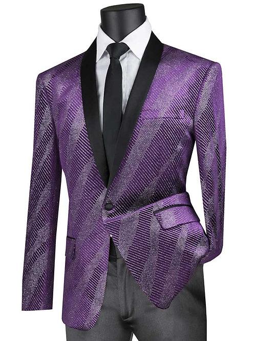 Men's Slim Fit Velvet Sports Coats