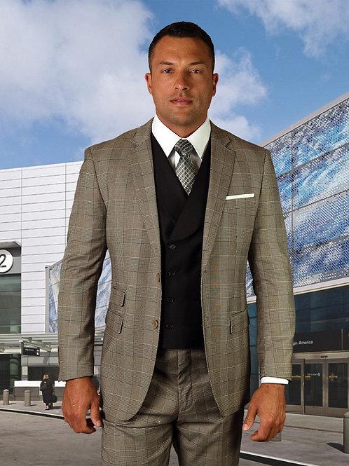Men's 3PC with Lapel Style Vest