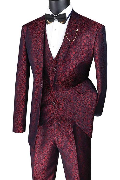 Men's Slim Fit 3PC Dress Suits