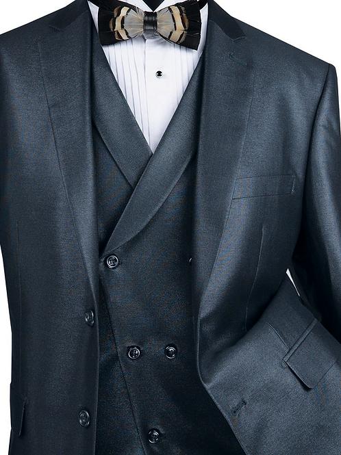 Men's Modern Fit 3PC Dress Suit