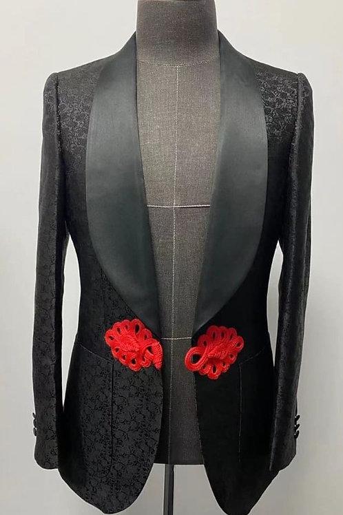 Men's Dark Knight Custom Tuxedo