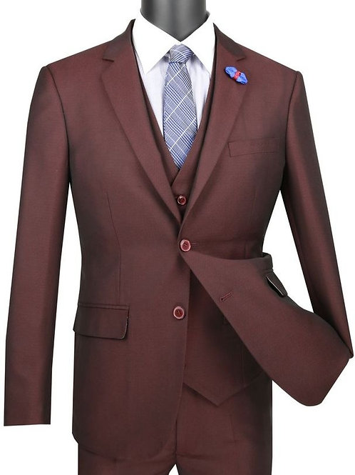 Ultra Slim 3PC Suit