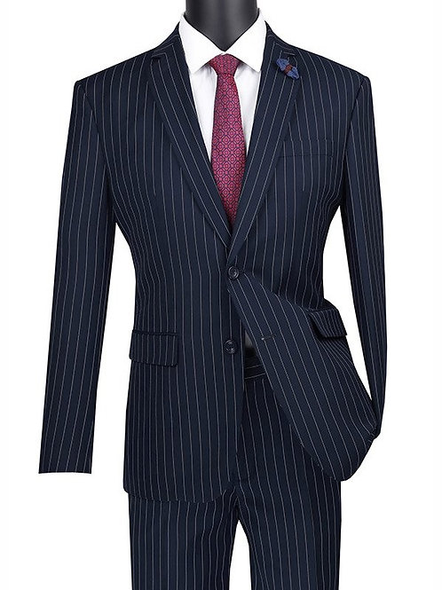 Mens Slim Fit Dress Suit