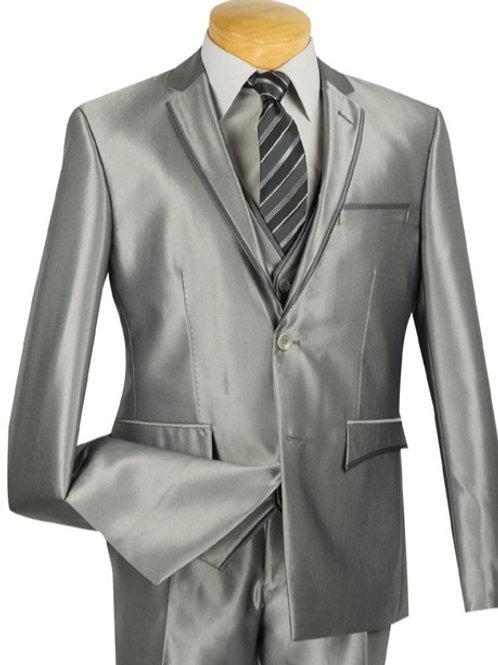 Ultra Slim 3PC Dress Suit