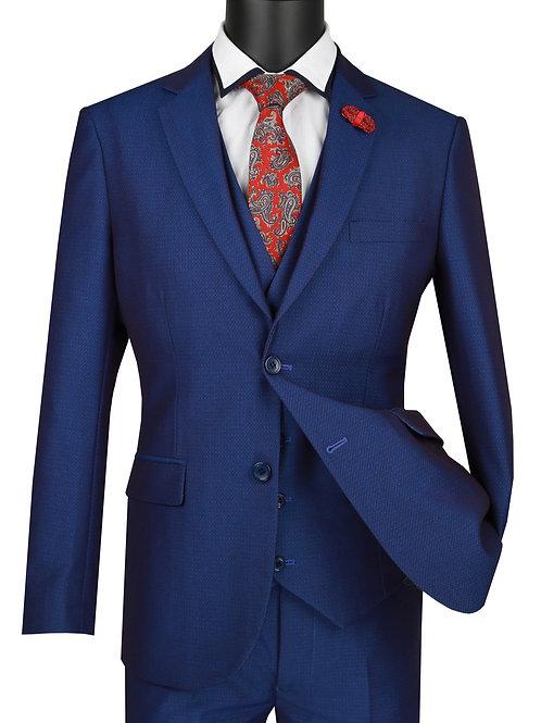 Ultra Slim Fit 3PC Dress Suit