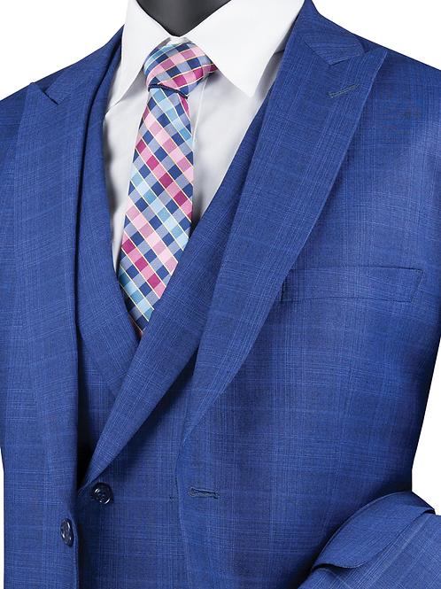 3PC Modern Men's Dress Suit