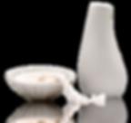 diffuseur de parfum champignon en céramique