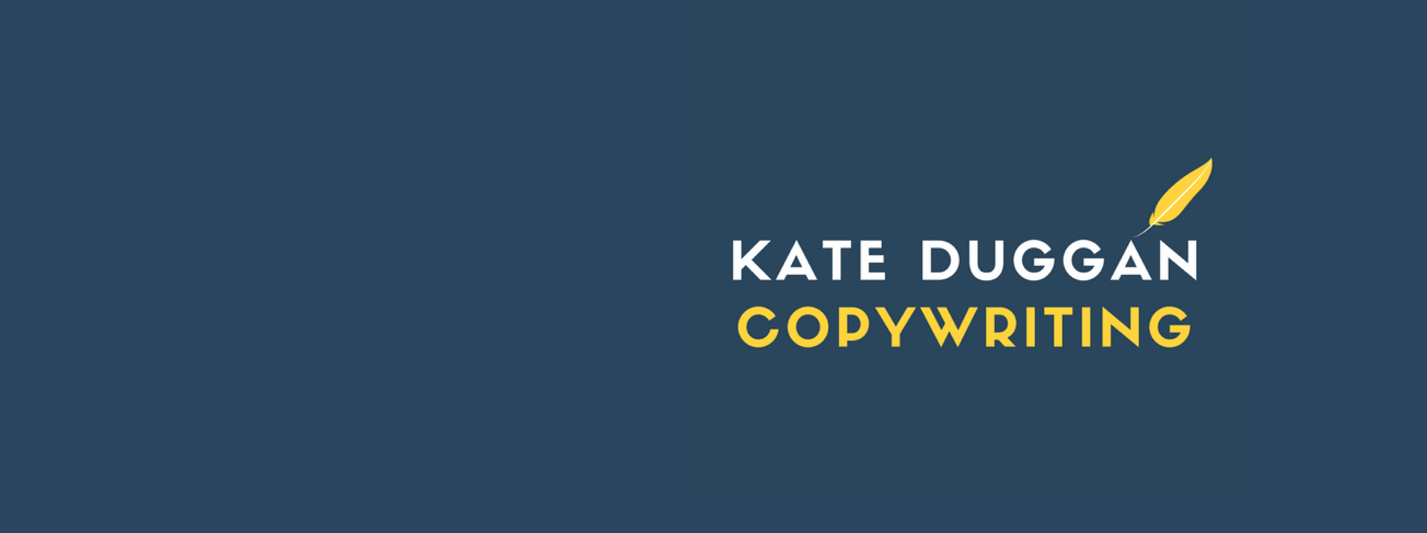 Kate Duggan Copywriting logo