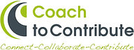 Coach to Contribute logo