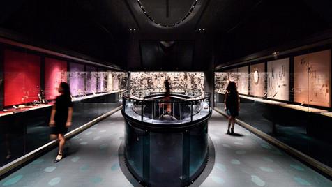 ANTIQUE GALSSES MUSEUM