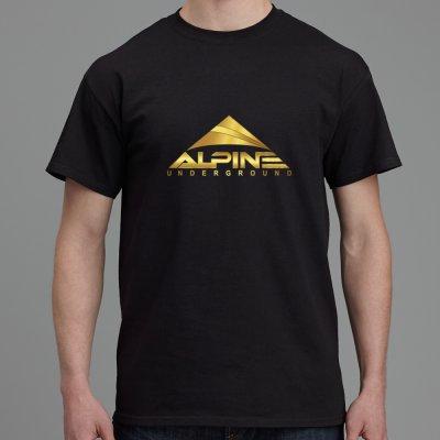 AU  T shirt  (men's)