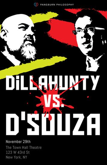 Dillahunty vs. D'Souza