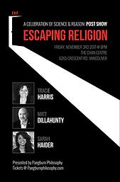 Escaping Religion with Tracie Harris, Matt Dillahunty and Sarah Haider