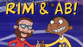 """Announcing Our New Weekly Podcast: """"More Rim And AB!"""""""