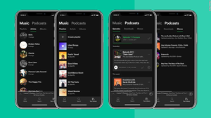 Spotify separates music and podcasts in user's libraries