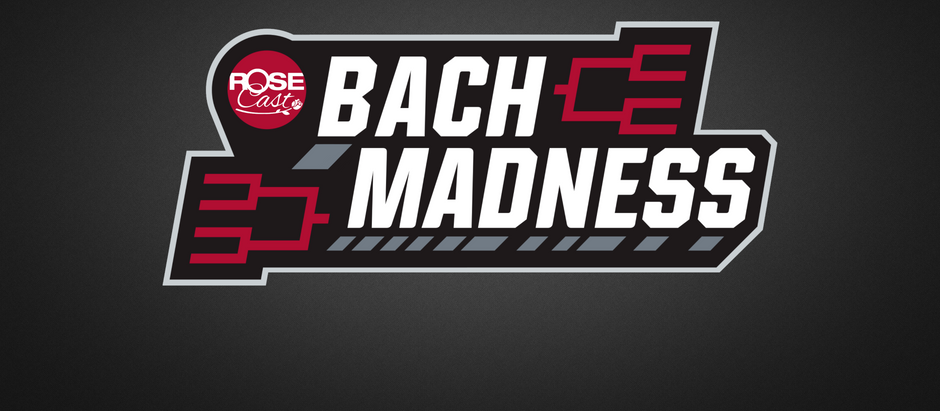 Presenting the 2020 Bach Madness Bracket