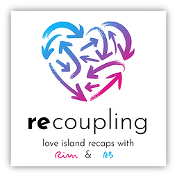 Recoupling | 'Love Isand USA' recaps with Rim and AB - podcast cover art