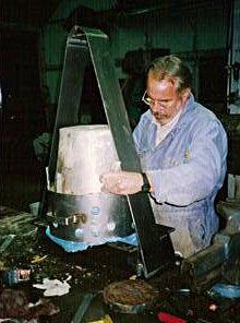 Ron Rivera at mould