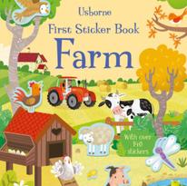 Usborne Sticker Book