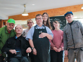 Learning disability and loneliness: how a city farm can help.