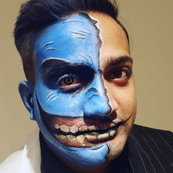 Two Face By Reena Parmar ProArtist