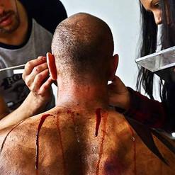 Horror Film Makeup By Reena Parmar ProArtist
