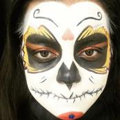 Skull Candy By Reena Parmar ProArtist
