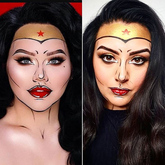 Wonder Woman By Reena Parmar ProArtist