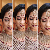 Bhavna Tank wanted a Glamorous look to c