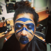 Tribal Makeup By Reena Parmar ProArtist
