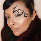 Writing Makeup By Reena Parmar ProArtist