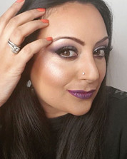 Glow Purple MAC Cosmetics