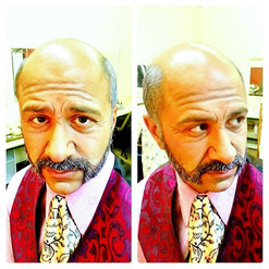Ageing Stage Makeup By Reena Parmar ProArtist