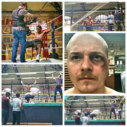 Boxing Casualty Makeup By Reena Parmar ProArtist
