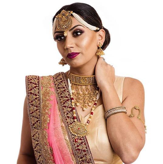 Bridal Fashion By Reena Parmar ProArtist