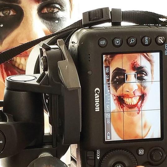 Clown By Reena Parmar ProArtist