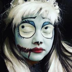 Tim Burtons Corpse Bride By Reena Parmar ProArtist