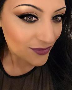 G L A M eyes. . .Eyeliner Hazel Eyes