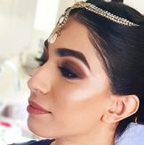 Those Brows 😍 I love a deep smokey brow