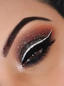 Graphite Glitter Glam