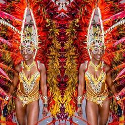 Carnival Makeup By Reena Parmar ProArtist