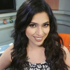 Zee TV Presenter By Reena Parmar ProArtist