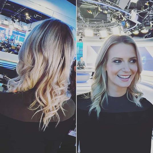 Presenter for Sky Sports