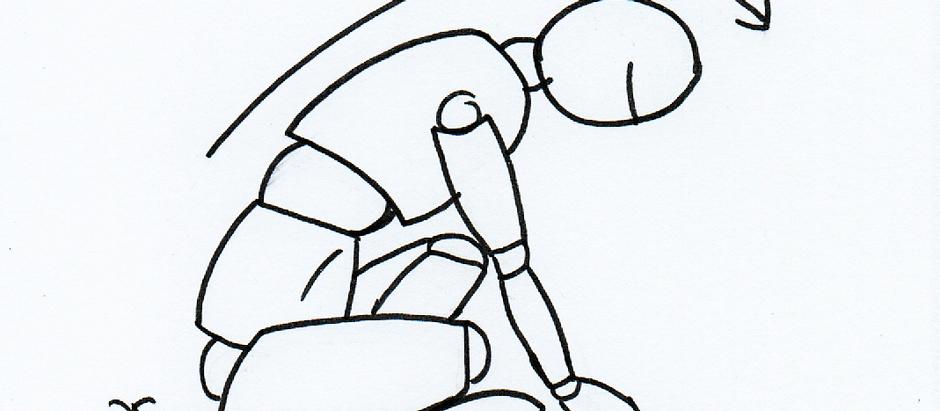 Étirer et mobiliser mon dos avec 2 exercices simples !
