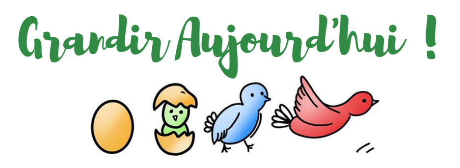 Création Association Grandir Aujourd'hui & Evénement du 22 Juin 🐣