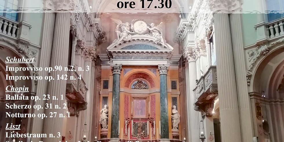 Concerto in occasione della festa del Santuario di Santa Maria della Vita