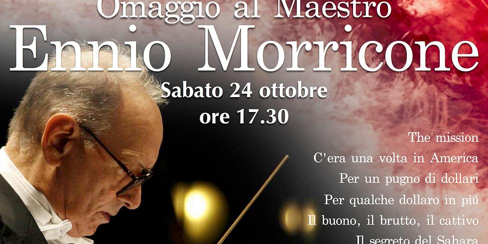Musica a Palazzo - Concerto Aperitivo - Omaggio a Ennio Morricone
