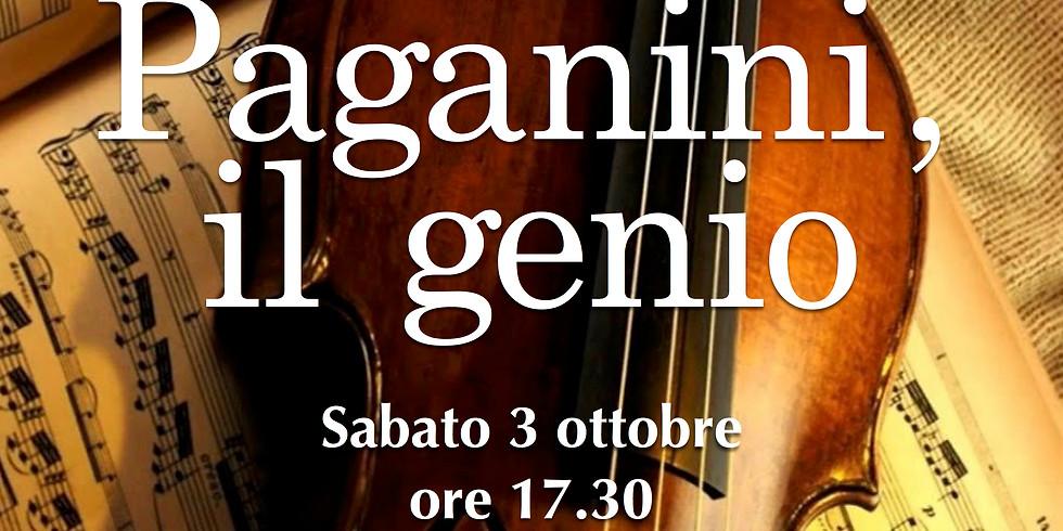 Paganini, il genio