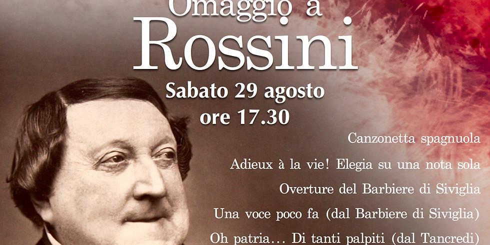 Omaggio a Rossini